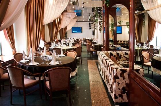 Ресторан Валимар - фотография 4 - Основной зал