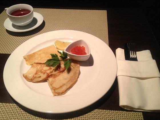 Ресторан Grace Bar - фотография 11 -  Масленичная неделя!!! Блюдо недели - Блины на выбор!