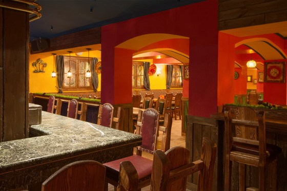 Ресторан Сомбреро - фотография 4