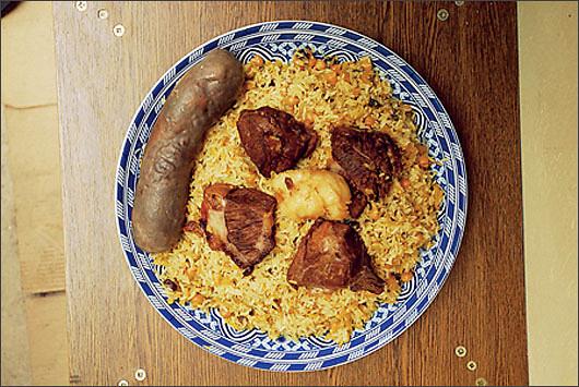 Ресторан Махалля-клаб - фотография 1