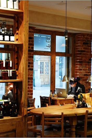 Ресторан Хлеб насущный - фотография 6