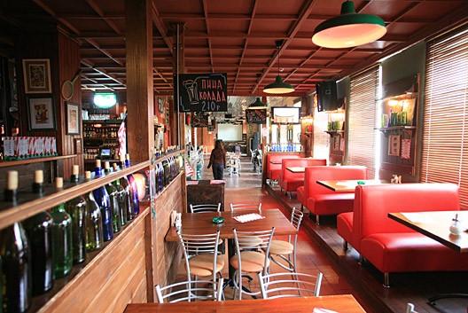 Ресторан Литрбол - фотография 5