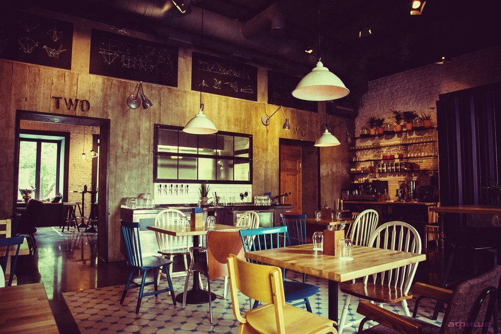 Ресторан Jack & Chan - фотография 4