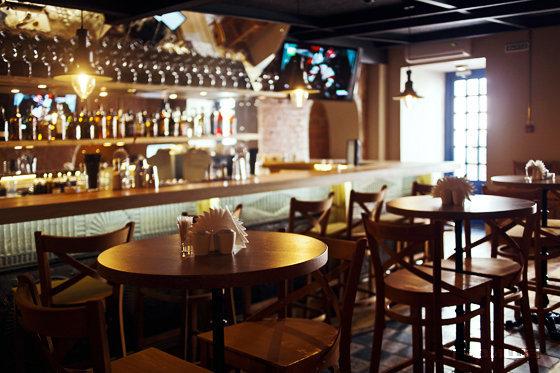 Ресторан Coсkney's - фотография 17