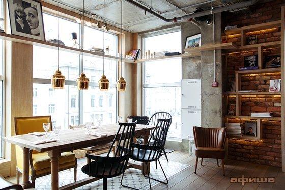 Ресторан Honest - фотография 17
