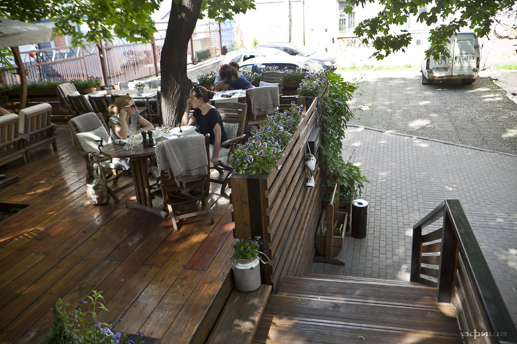 Ресторан Dodo - фотография 15