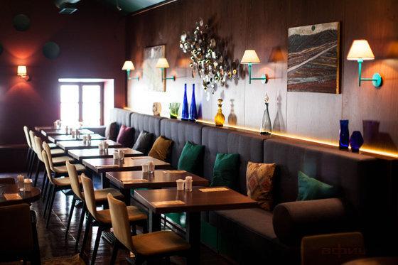 Ресторан Saperavi Café - фотография 8