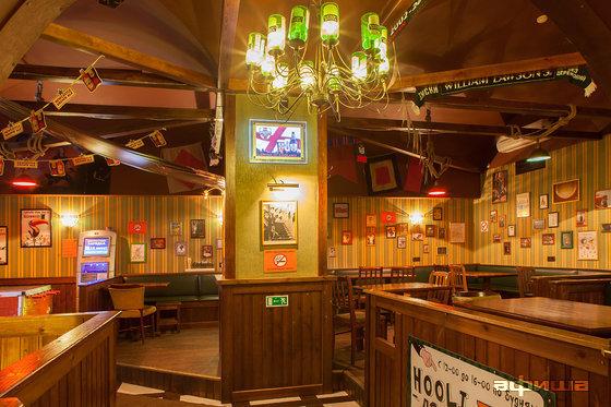 Ресторан O'Hooligans - фотография 24