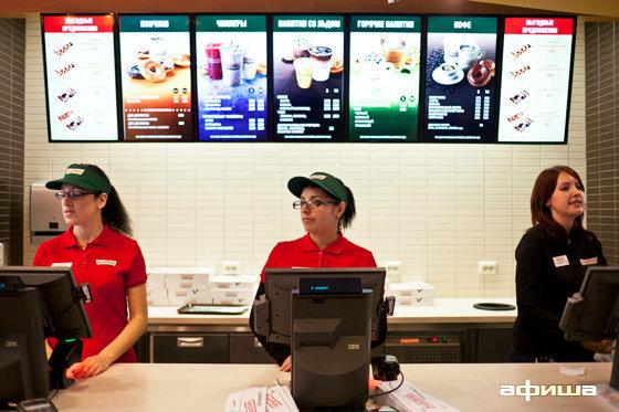 Ресторан Krispy Kreme - фотография 11