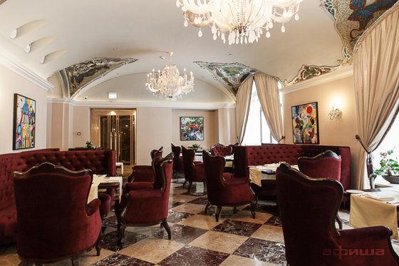 Ресторан Mosaik - фотография 13