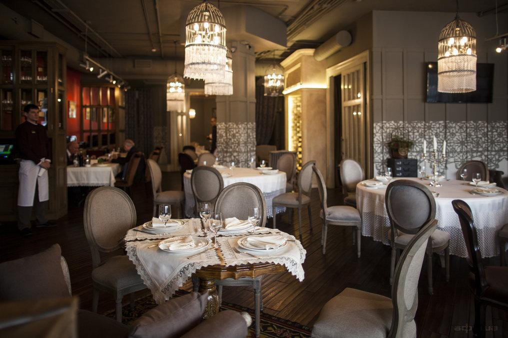 Ресторан George - фотография 7