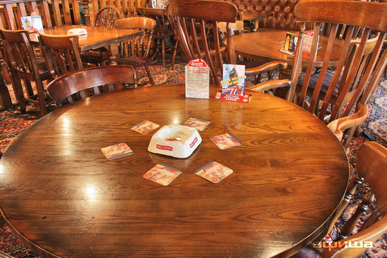 Ресторан Molly Gwynn's - фотография 11