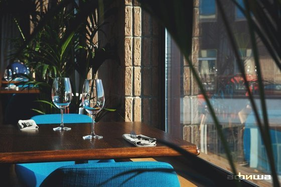 Ресторан Паруса на крыше - фотография 8