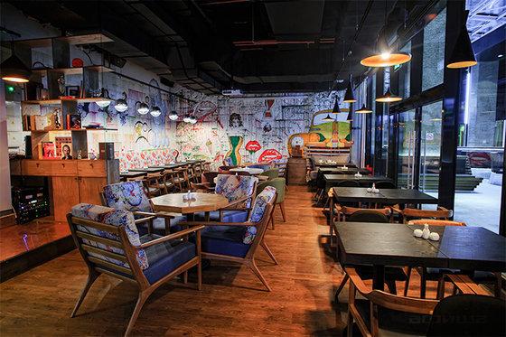 Ресторан The Box - фотография 16