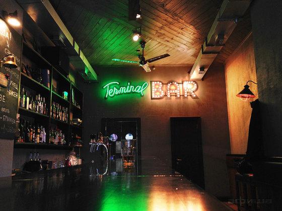 Ресторан Terminal - фотография 3
