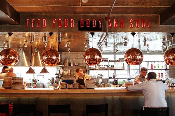 Ресторан Honest - фотография 15