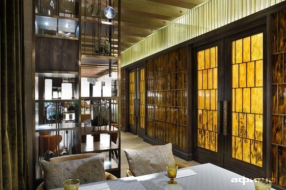 Ресторан Il lago dei cigni - фотография 19