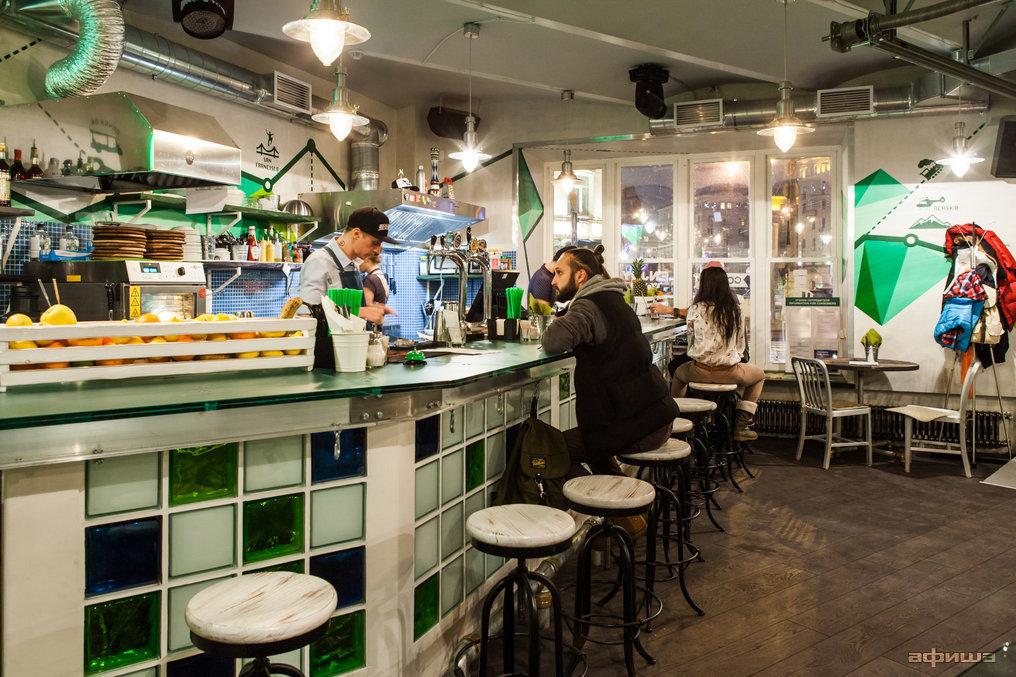Ресторан Hub - фотография 10