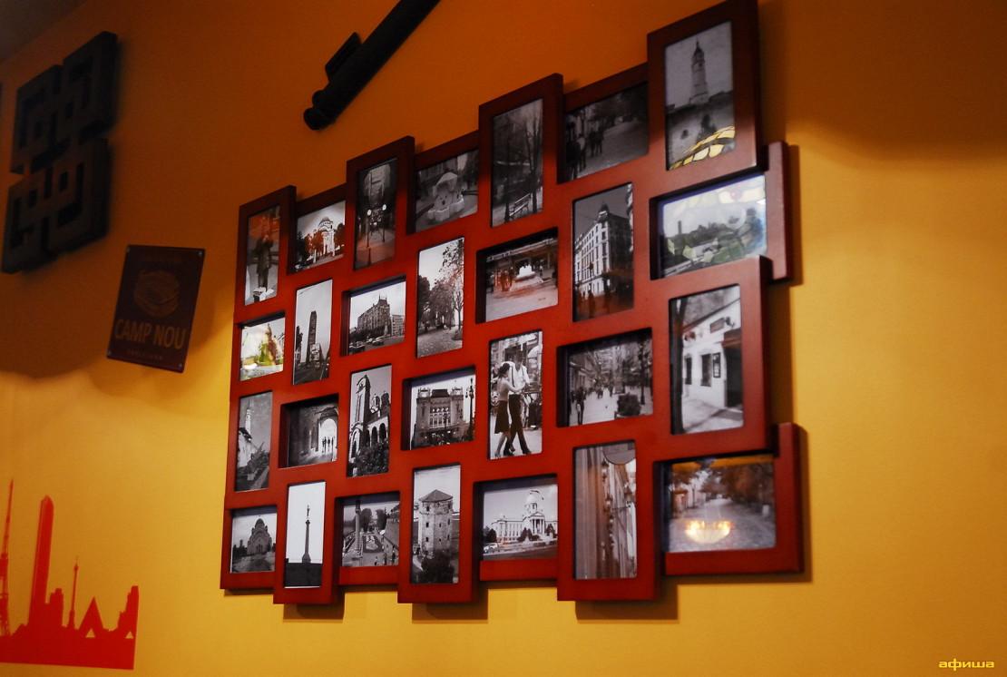 Ресторан Code 011 - фотография 9