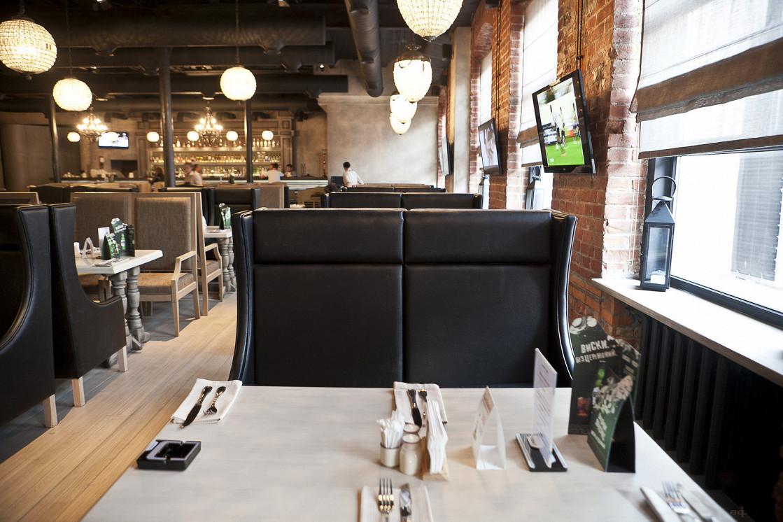 Ресторан Jimmy's Pub - фотография 13
