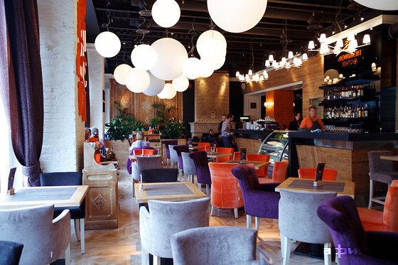 Ресторан Monument - фотография 13