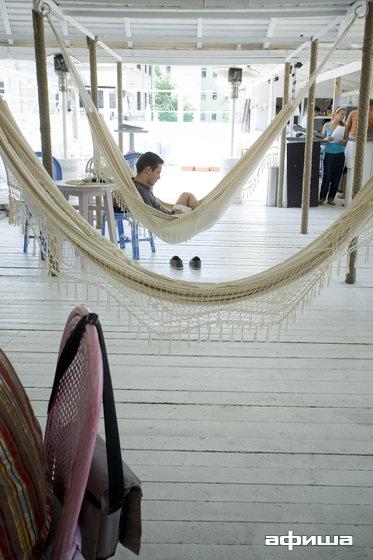 Ресторан Море внутри - фотография 12