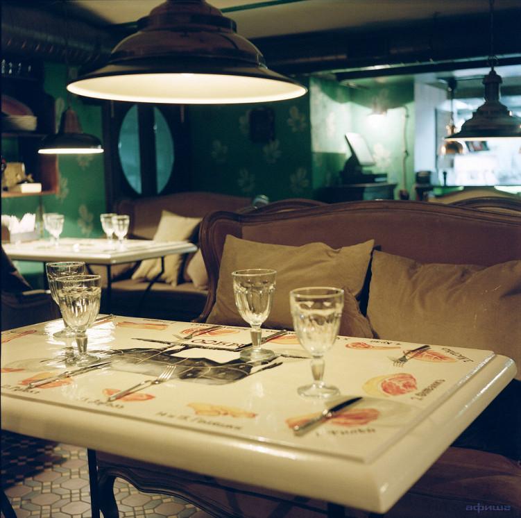 Ресторан Склад №5 - фотография 4