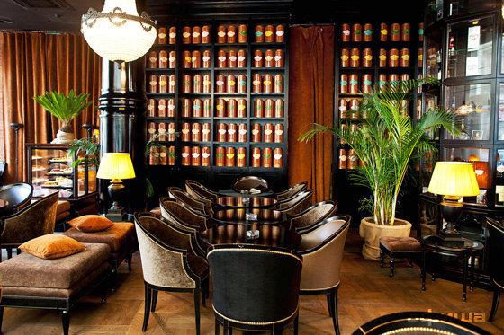 Ресторан Mandarin Combustible - фотография 22