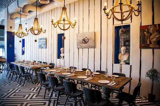 Ресторан Molon Lave - фотография 11