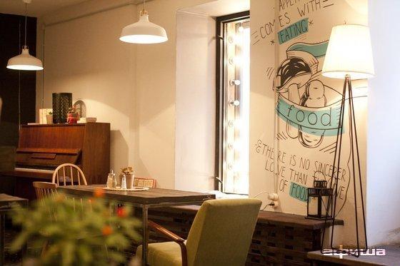 Ресторан Картофель с грибами - фотография 15