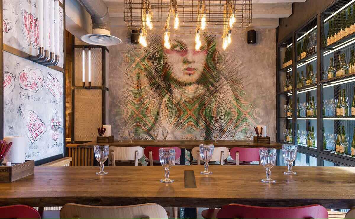 Ресторан Brooklyn BBQ - фотография 19