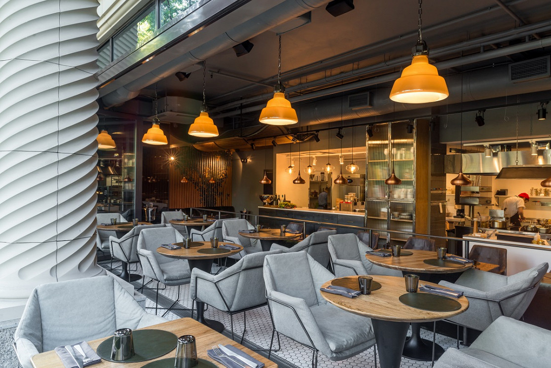 Ресторан MØS - фотография 9