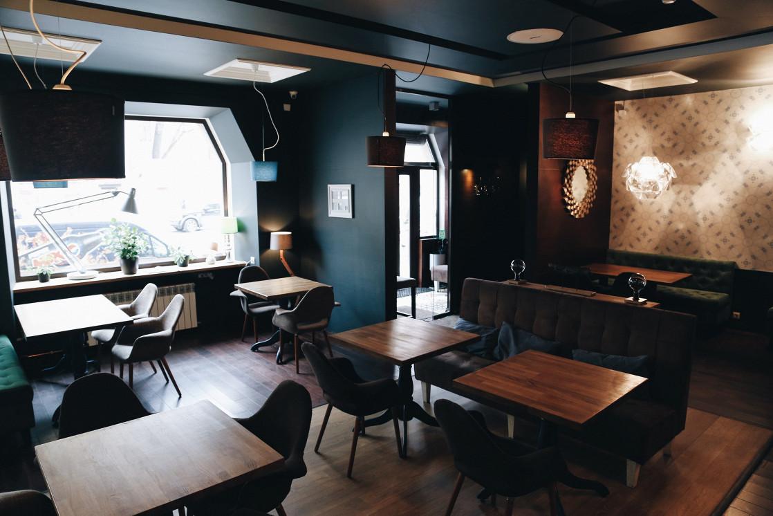 Ресторан Abajour - фотография 2