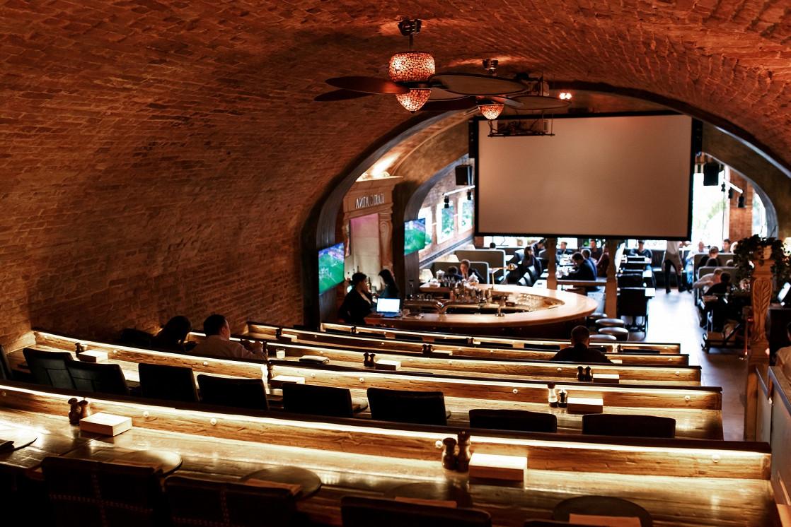 Ресторан Лига пап - фотография 3