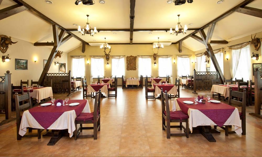 Ресторан Dubrava Gun Club - фотография 2