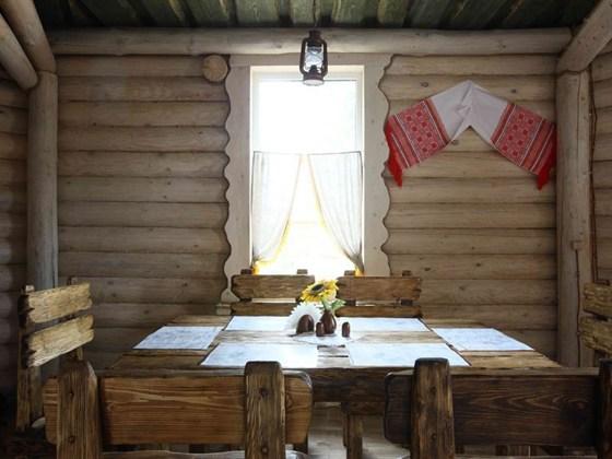 Ресторан Трапезная - фотография 6 - 1 этаж