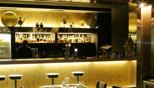 Ресторан Золотая Орда - фотография 3 - Бар