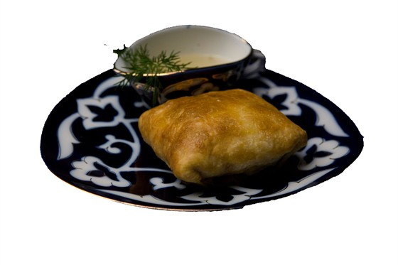 Ресторан Fantozzi - фотография 1 - самбуса
