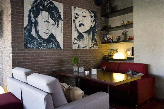 Ресторан Tutti i giorni - фотография 6 - 3 этаж