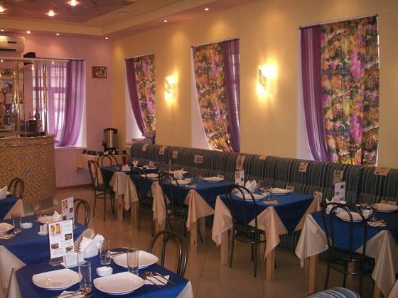 Ресторан Барсетка - фотография 1 - зал