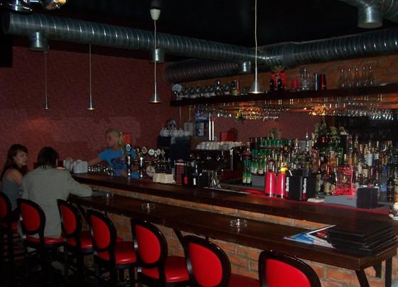 Ресторан Shizgara - фотография 2 - SHIZGARA - барная стойка