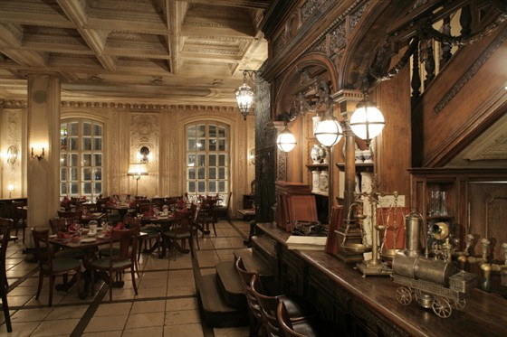Ресторан Пушкин - фотография 16