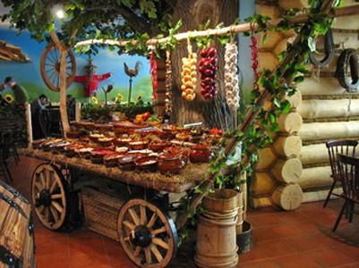 Ресторан Елки-палки - фотография 2