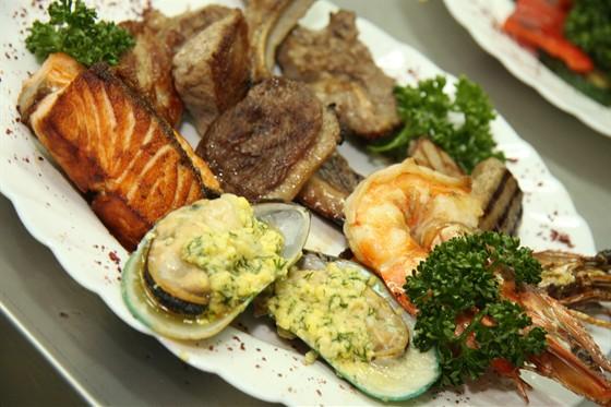 Ресторан Shisha - фотография 22 - 7 муз гурмана!