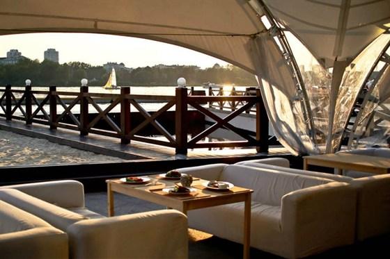 Ресторан Город яхт - фотография 9