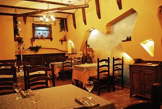 Ресторан Старый дом  - фотография 1 - Вип Зал