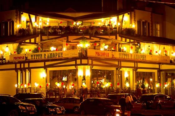 Ресторан Tutti i giorni - фотография 8