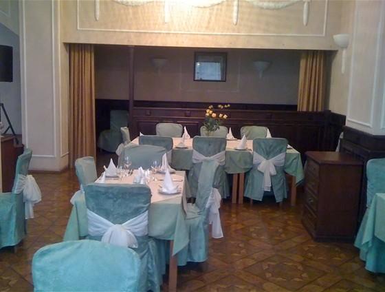 Ресторан Океан - фотография 3 - Обеденный зал ресторана «Океан»