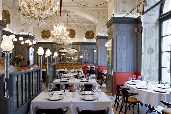 Ресторан Brasserie Мост - фотография 34