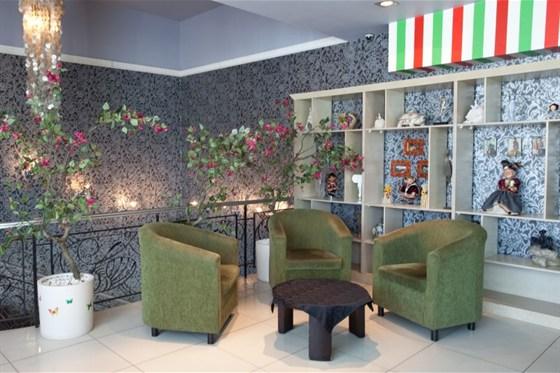 Ресторан Gamberi - фотография 10 - Холл